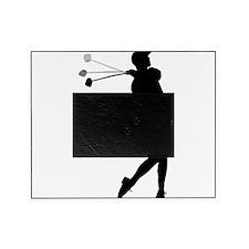Golfer Picture Frame