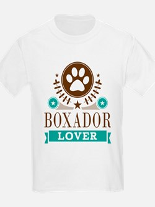 Boxador Dog Lover T-Shirt