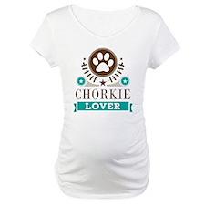 Chorkie Dog Lover Shirt