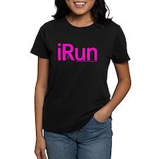 Cute Runner girl Tee