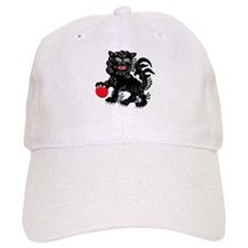 Painted Fu Dog Baseball Baseball Baseball Cap