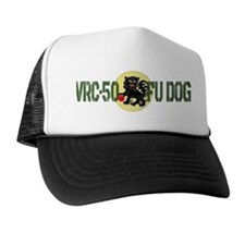 Vrc-50 Fu Dog Trucker Hat