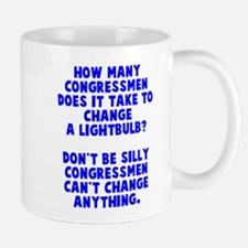 Congress change Mugs