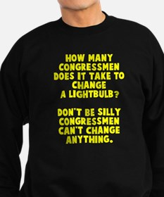 Congress change Sweatshirt