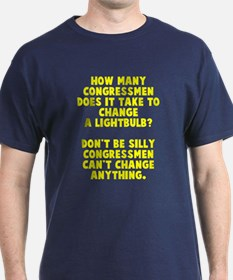 Congress change T-Shirt