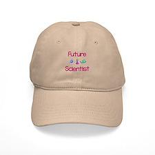 Future Scientist Baseball Baseball Cap