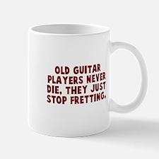 Guitar Players Mugs