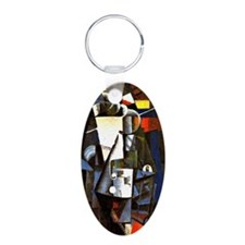Malevich - Vanity Box Keychains