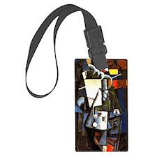 Malevich - Vanity Box Luggage Tag