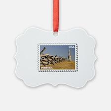 Bloody Lane - Antietam Ornament