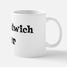 Ham Sandwich lover Mug