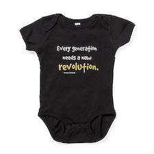 new revolution Baby Bodysuit