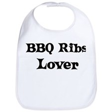 BBQ Ribs lover Bib