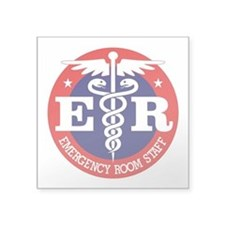 ER Staff Sticker