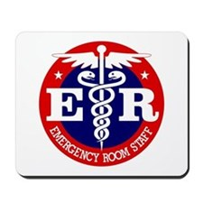 ER Staff Mousepad