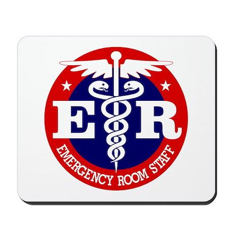 ER Staff Mousepad