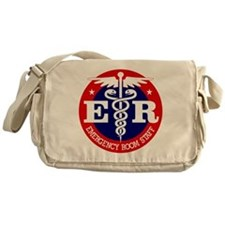 ER Staff Messenger Bag