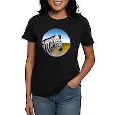 Zebra Head Tee