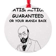 PSYCH1 Ornament