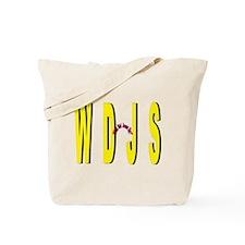 WDJS-Faith as a Mustard Seed Tote Bag