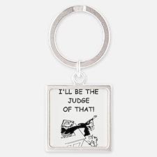 JUDGE3 Keychains