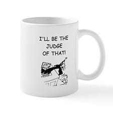 JUDGE3 Mugs