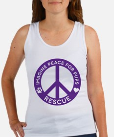 IMP4P Peace Logo Tank Top