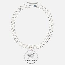 Husky Mom Bracelet