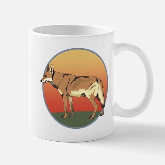 Coyote Sunset Mug