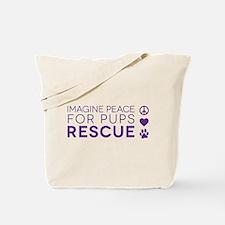 Imp4p Secondary Logo Tote Bag