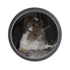 Giant French Lop Wall Clock