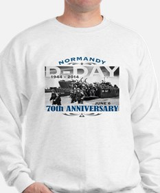 D-Day 70th Anniversary Battle of Normandy Sweatshi