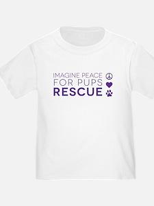 IMP4P Secondary Logo T-Shirt