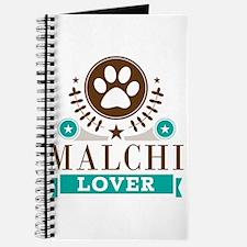 Malchi Dog Lover Journal