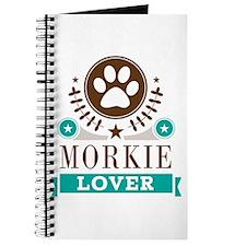 Morkie Dog Lover Journal