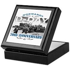 D-Day 70th Anniversary Battle of Normandy Keepsake