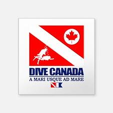 Dive Canada Sticker
