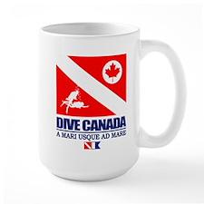 Dive Canada Mugs