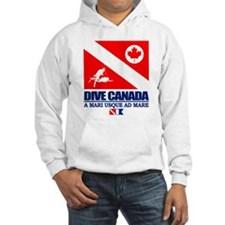 Dive Canada Hoodie