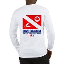 Dive Canada Long Sleeve T-Shirt
