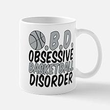 Basketball (Grey) Mug