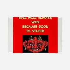 evil wins Magnets
