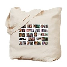 George Bush - Monkey Tote Bag