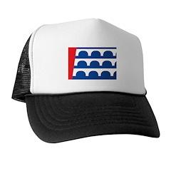 Des Moines Flag Trucker Hat