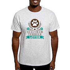 Sealyham terrier Dog Lover T-Shirt