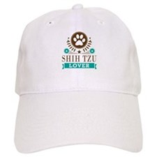 Shih tzu Dog Lover Baseball Cap
