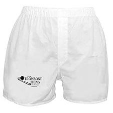 Trombone Thing Boxer Shorts