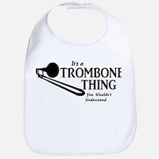 Trombone Thing Bib
