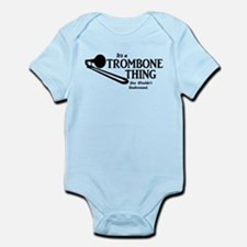 Trombone Thing Body Suit