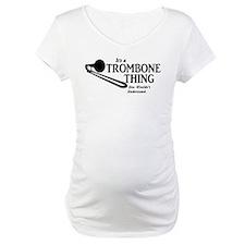 Trombone Thing Shirt
